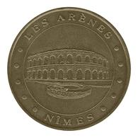 Monnaie De Paris , 2012 , Nimes , Les Arènes , Face Cerclée - Autres