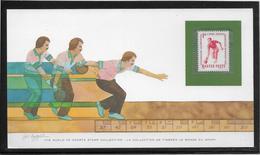 Thème Pétanque  - Jeux Olympiques - Sports - Document - Bowls
