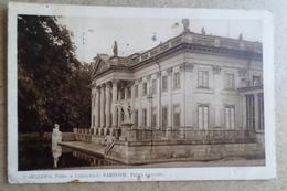 VARSOVIE - Palais Lazienki - WARSZAWA - Palac W Lazierkach ( Pologne ) - Polonia