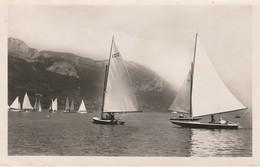 74 - ANNECY - Voiliers Sur Le Lac D' Annecy - Annecy