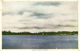 Indonesia, BORNEO BALIKPAPAN, Panorama (1920s) Postcard - Indonesia