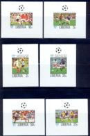Liberia 002 Blocs Football Soccer Coupe Du Monde 1978 Argentina MNH ** - Coupe Du Monde