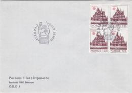 Norway 1978 FDC Europa CEPT (G66-8) - 1978