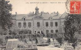 Montceau Les Mines (71) - Hôpital Des Mines De Blanzy - Montceau Les Mines
