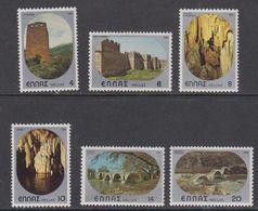 Greece 1980 Tourism 6v ** Mnh (43348) - Griekenland