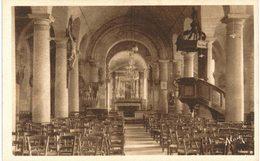 Mainsat Intérieur De L'église - Andere Gemeenten