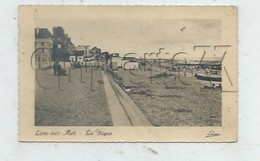 Lion-sur-Mer (14) : La Plage Vue De La Digue Casino En 1952 (animé) PF. - Frankrijk