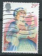 GROSSBRITANNIEN GRANDE BRETAGNE GB  1982 Theatre (Europa): Opera Singer  29p SG 1186 SC 990 MI 917 YV 1046 - 1952-.... (Elisabeth II.)