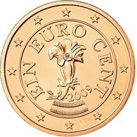 Autriche, Euro Cent, 2009, SPL, Copper Plated Steel, KM:3082 - Autriche