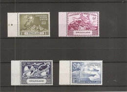 UPU ( 50/53 XXX -MNH- De Swaziland ) - U.P.U.
