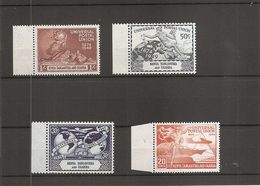 UPU ( 77/80 XXX -MNH- Du Kenya-Tanganyika-et Ouganda) - U.P.U.