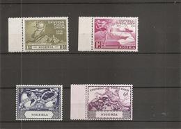 UPU ( 71/74 XXX -MNH- Du Nigéria ) - U.P.U.