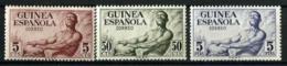 Guinea Esopañola Nº 311/13 En Nuevo - Guinea Espagnole