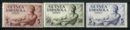 Guinea Esopañola Nº 311/13 En Nuevo - Spanish Guinea