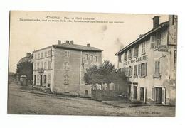 69 - MONSOLS -- Place Et Hôtel Lacharme - - France
