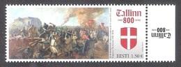 Tallinn 800 Estonia 2019 MNH Stamp  Mi 959 - Fêtes