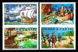 Turks & Caicos Nº 777/80 Nuevo - Turks E Caicos