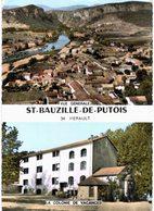Saint Bauzille De Putois Vue Générale -  Colonie De Vacances - Autres Communes