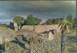 Zimbabwe & Circulated, The Great Outer Wall, Ruins, Maputo Moçambique 1984 (166) - Zimbabwe