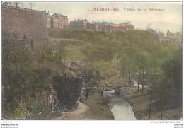 LUXEMBOURG ..--  Vallée De La Pétrusse . 1907 Vers ANVERS ( Mr Bern. PERE ) . Voir Verso . - Luxembourg - Ville