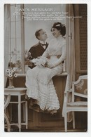 Edwardian Card - Loves Message - Schwerdtteger - Couples