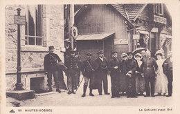 88. La Schulte Avant 1914 Non écrite Tbe - Customs