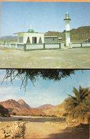 Oman Old Postcard - Oman