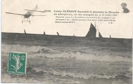 CPA 334 -- AVIATION -- Louis BLERIOT Franchi La Manche - Postcards