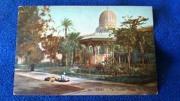 Cairo The Fountain Mosque Moerirt Egypt - Cairo