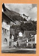 Liechtenstein 1957 Postcard Mailed - Liechtenstein