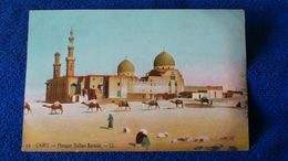 Cairo Mosque Sultan Barkuk Egypt - Cairo