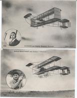 CPA 328-- AVIATION --  RENAUX Sur Farman --Robert MARTINET SurFarman - Postcards