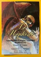 10510 -  Le Méphisto  Gamaret De Dardagny 1996 Ilustration Jerry Koh - Art