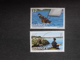 Guernsey     Pfadfinder   Europa Cept   2007  ** - Europa-CEPT
