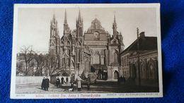 Wilna Annen Und Bernhardinerkirche Lithuania - Lituania