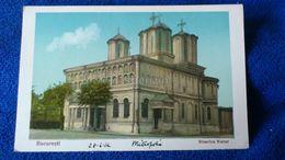 Bucuresti Biserica Slatar Romania - Romania