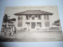 C.P.A.- Afrique - Togo - L'Agence Des Chargeurs Réunis - 1920 - SUP (BW 88) - Togo