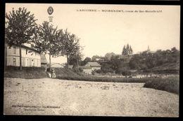 51 -  MOIREMONT (Marne) - Route De Ste Ménéhould - Otros Municipios
