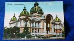 Bucuresti Casa De Depuneri Romania - Romania