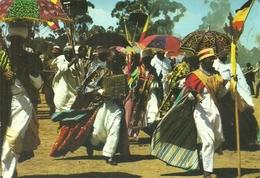 ( ETHIOPIE  )( AFRIQUE  ) LA CEREMONIA DEL TIMKET - Ethiopia