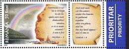 Romania, 2005, Floods, Rainbow, 1 Stamp - 1948-.... Republieken
