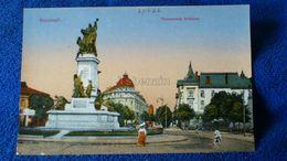 Bucuresti Monumentul Bratianu Romania - Romania