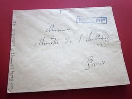 WW1-Lettre S.M-dépôt 242é Régiment Infanterie Cachet Militaire & C.à Date T&P.SP 42 Guerre 1914-18 Marcophilie MILITARIA - Postmark Collection (Covers)