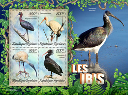 Togo.  2019  Ibis. (0224a)   OFFICIAL ISSUE - Cigognes & échassiers