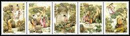 China PRC 2002-23 Dong Yong & Seventh Immortal  Stamps - 1949 - ... República Popular