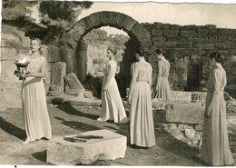 3311 Grèce - Céremonie De La Prise Du  Feu Olympique - Grecia