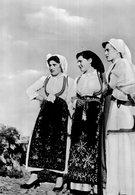 3314 Grèce -  Greek Girls In National Costume - Grecia