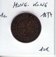 Hong Kong. 10c 1877 - Hong Kong