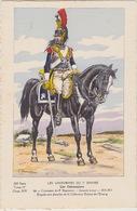 Uniformes Du 1er Empire Cuirasssier Du 8eme Régiment  Grande Tenue ( Tirage 400 Ex ) - Uniformen