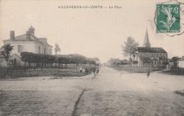 VILLENEUVE LE COMTE - Frankreich
